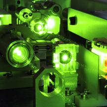 Laser Requiring Laser Chillers