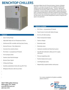BV Thermal Benchtop-Chillers.ai
