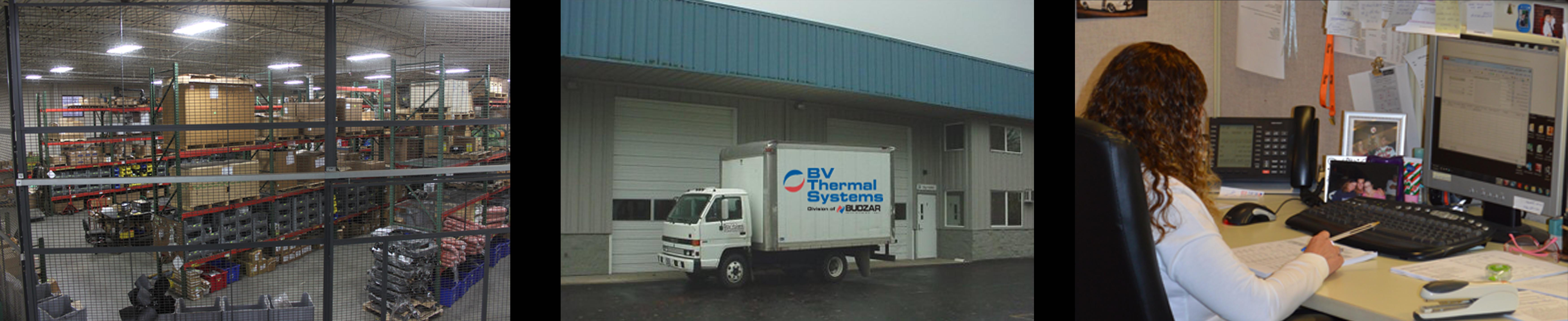 Service from BV Thermal Systems