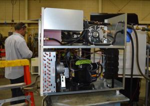 BV Thermal Test Machine