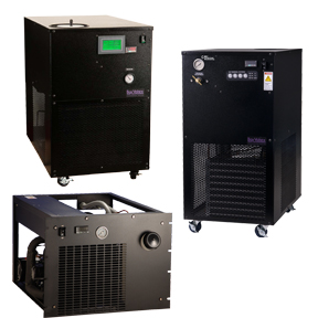 Chillers for Semiconductors from BV Thermal Systems