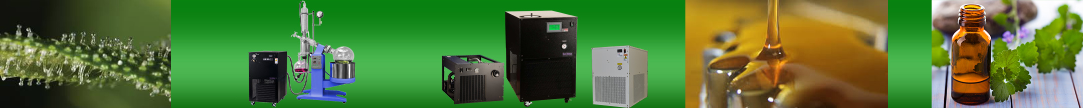 Extraction Chillers from BV Thermal Systems