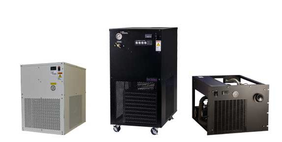 Recirculating Chillers from BV Thermal Systems